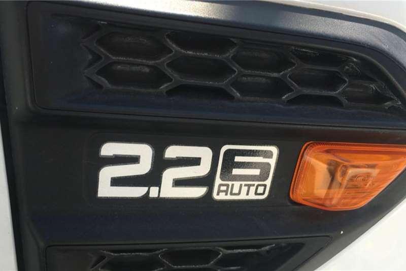Ford Ranger Single Cab RANGER 2.2TDCi XL A/T P/U S/C 2019