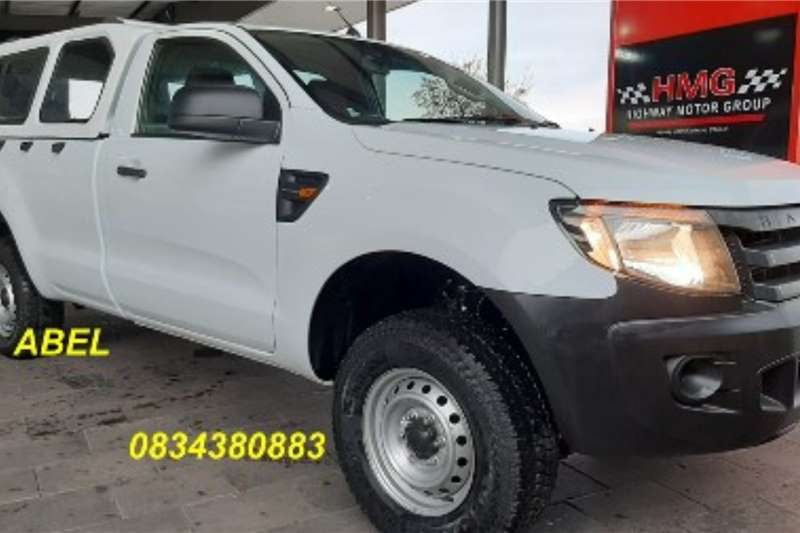 Ford Ranger Single Cab RANGER 2.2TDCi XL P/U S/C 2014