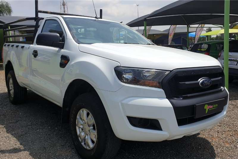 Ford Ranger Single Cab RANGER 2.2TDCi XL P/U S/C 2017