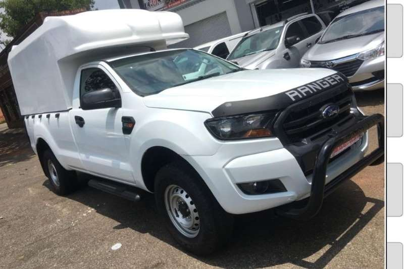Used 2018 Ford Ranger Single Cab RANGER 2.2TDCi XL P/U S/C