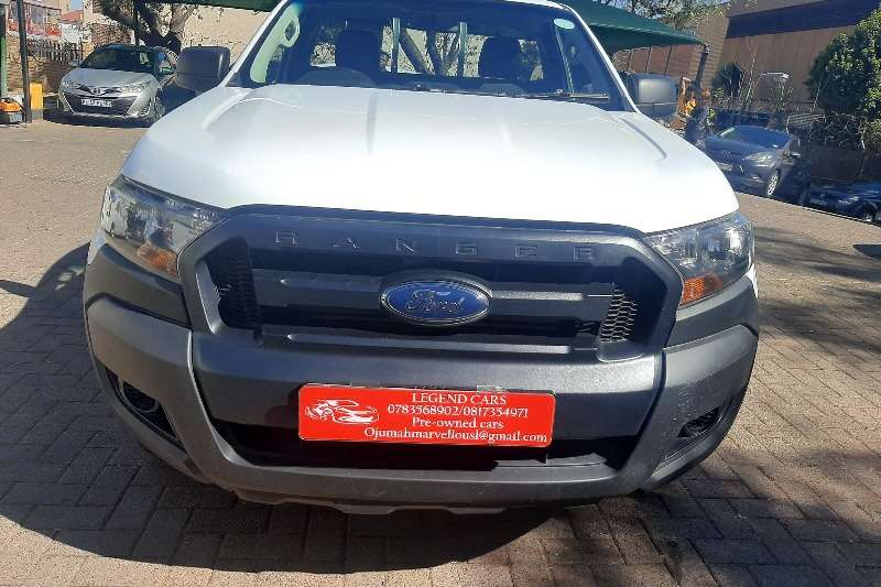 Used 2018 Ford Ranger Single Cab RANGER 2.2TDCi XL P/U S/C