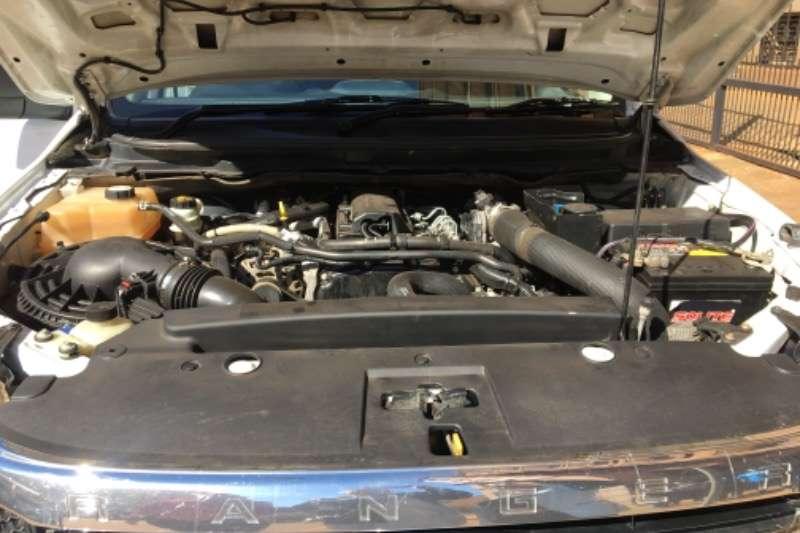 Used 2012 Ford Ranger Single Cab RANGER 2.2TDCi XLS 4X4 A/T P/U S/C
