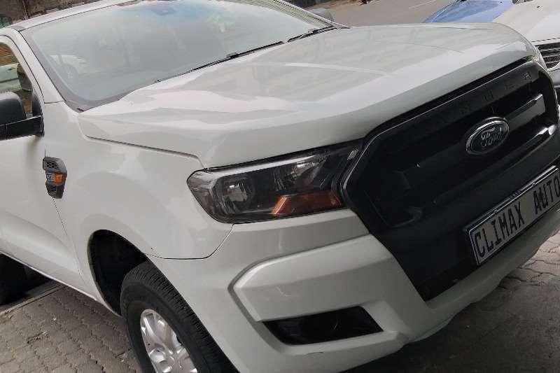 Ford Ranger Single Cab RANGER 2.2TDCi XLS 4X4 A/T P/U S/C 2017