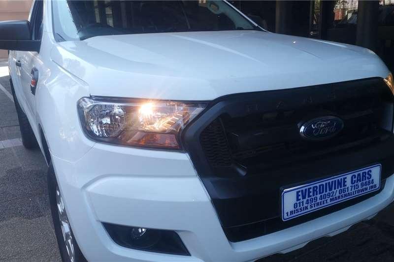 2017 Ford Ranger single cab