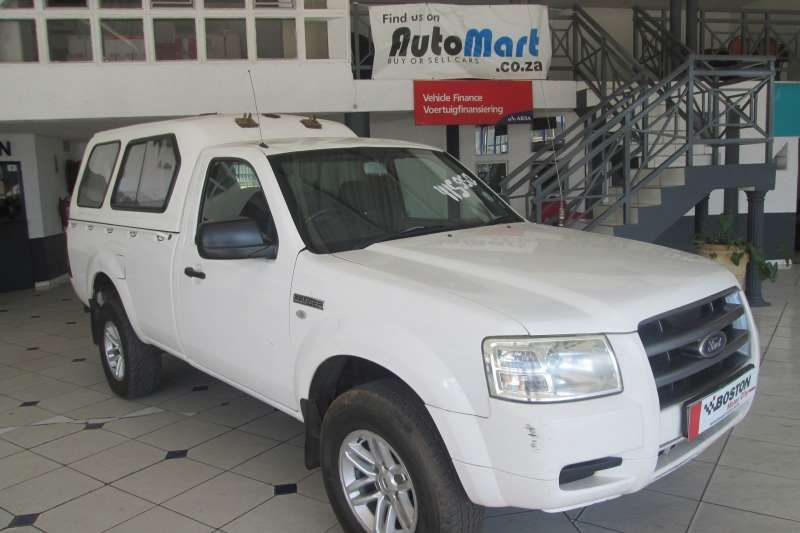 2008 Ford Ranger single cab