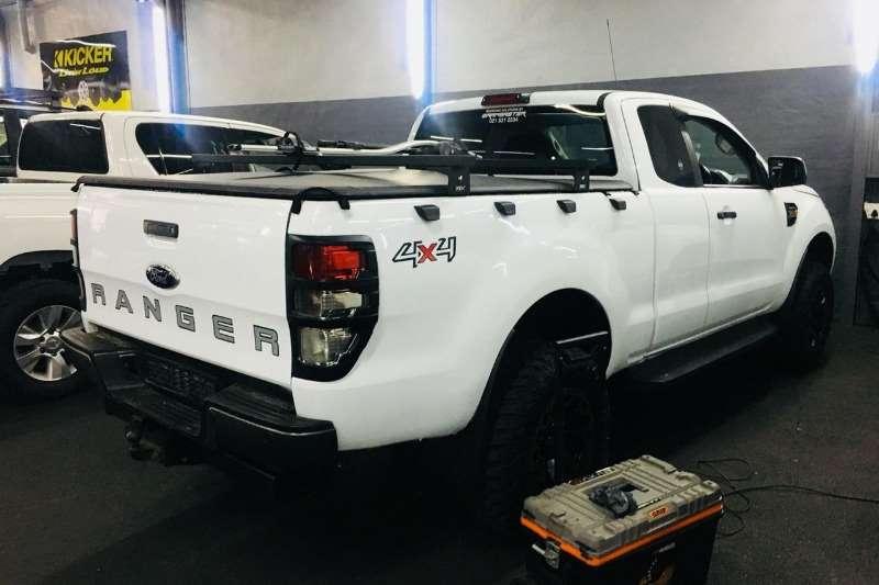 Used 2018 Ford Ranger Single Cab RANGER 3.2TDCi XLS 4X4 P/U S/C