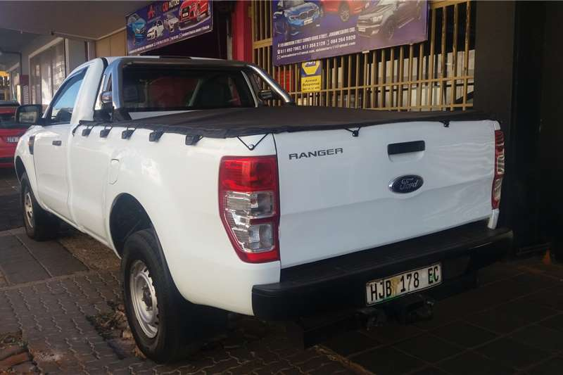 Ford Ranger Single Cab RANGER 3.2TDCi XLS 4X4 P/U S/C 2019