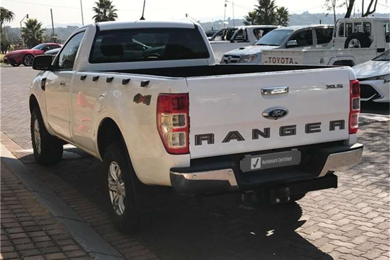 2021 Ford Ranger single cab RANGER 3.2TDCi XLS 4X4 P/U S/C