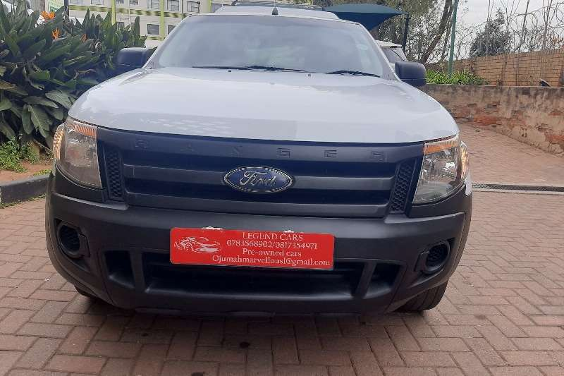 Used 2017 Ford Ranger Single Cab RANGER 3.2TDCI XLS P/U S/C