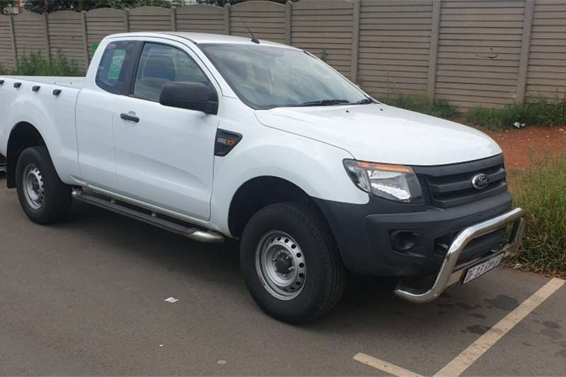 Ford Ranger Supercab 2.2 2013