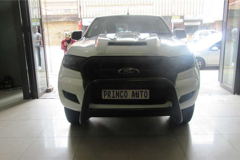 Ford Ranger Supercab 2.2 2017