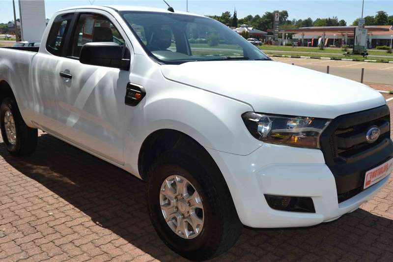 2016 Ford Ranger SuperCab