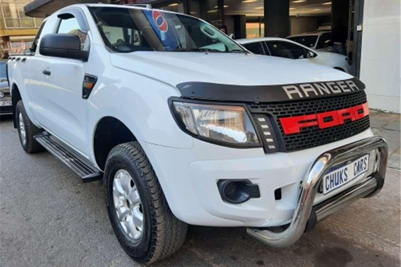2016 Ford Ranger SuperCab