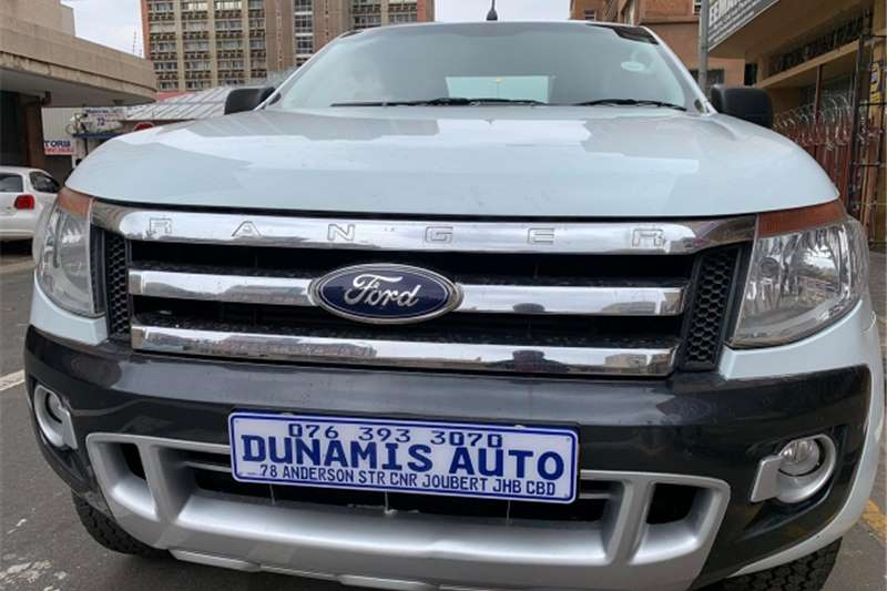 Ford Ranger Supercab 3.2 6speed 2015