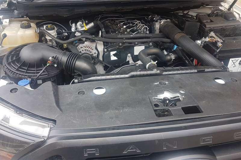 2017 Ford Ranger SuperCab