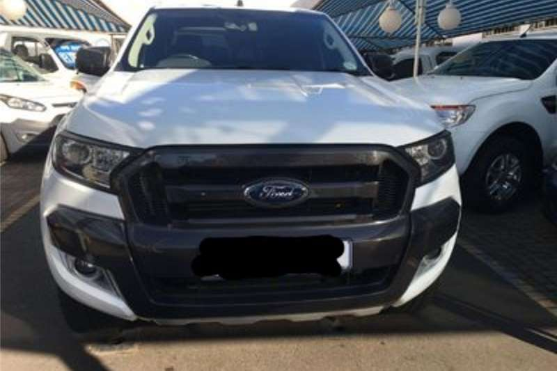 Used 0 Ford Ranger Supercab