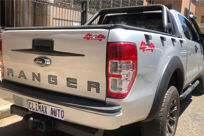 Used 2019 Ford Ranger Supercab RANGER 2.2TDCi P/U SUP/CAB