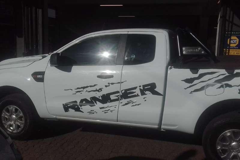 Ford Ranger Supercab RANGER 2.2TDCI XL 4X4 P/U SUP/CAB 2017