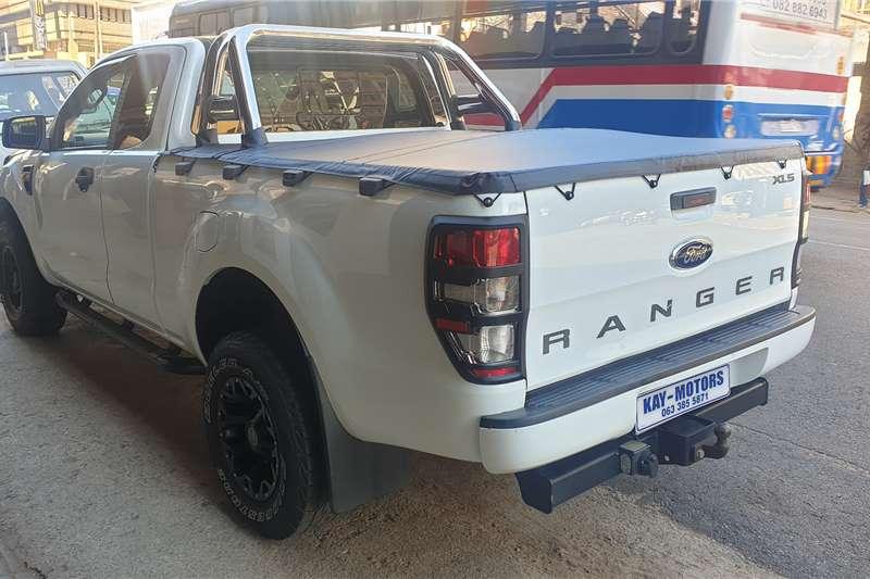 2013 Ford Ranger SuperCab RANGER 3.2TDCi XLS 4X4 P/U SUP/CAB