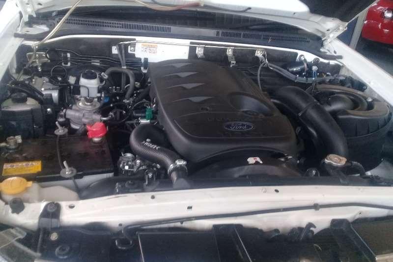Ford Ranger Supercab RANGER 3.2TDCi XLT 4X4 A/T P/U SUP/CAB 2010