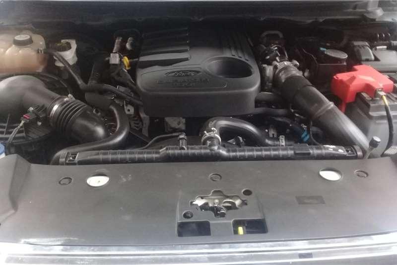 2016 Ford Ranger SuperCab RANGER 3.2TDCi XLT 4X4 A/T P/U SUP/CAB