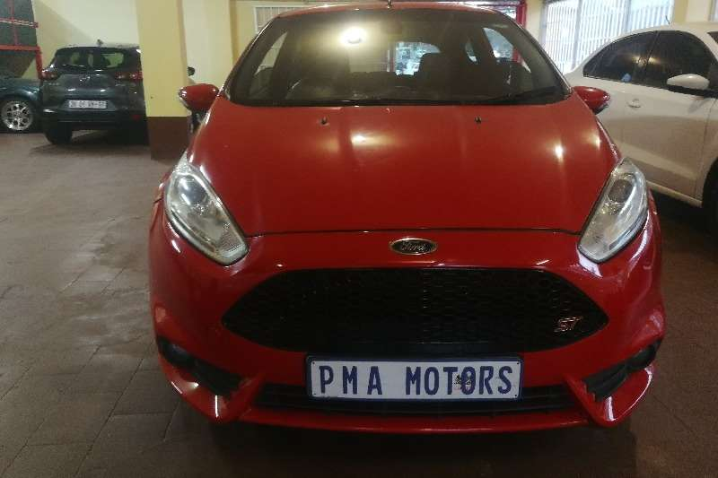 Used 2013 Ford ST Fiesta