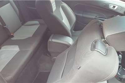 Ford ST Fiesta 1.6 3door 2015