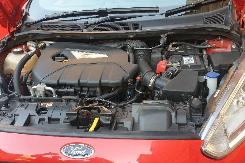 2015 Ford ST Fiesta