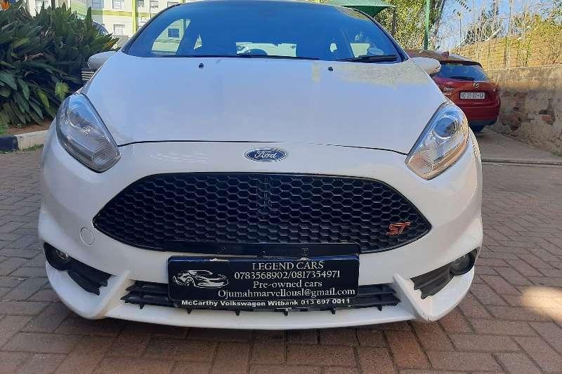 2013 Ford ST Fiesta