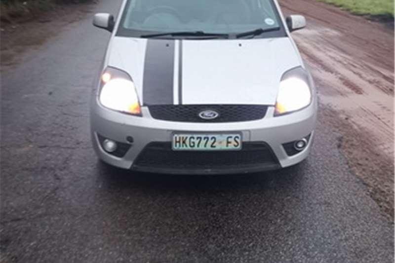 Ford ST Fiesta 2007