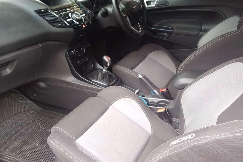 Ford ST Fiesta 2013