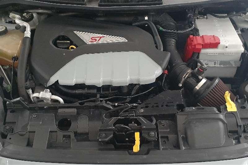 Ford ST Fiesta Ford fiesta ST200 1.6T manual petrol 2018