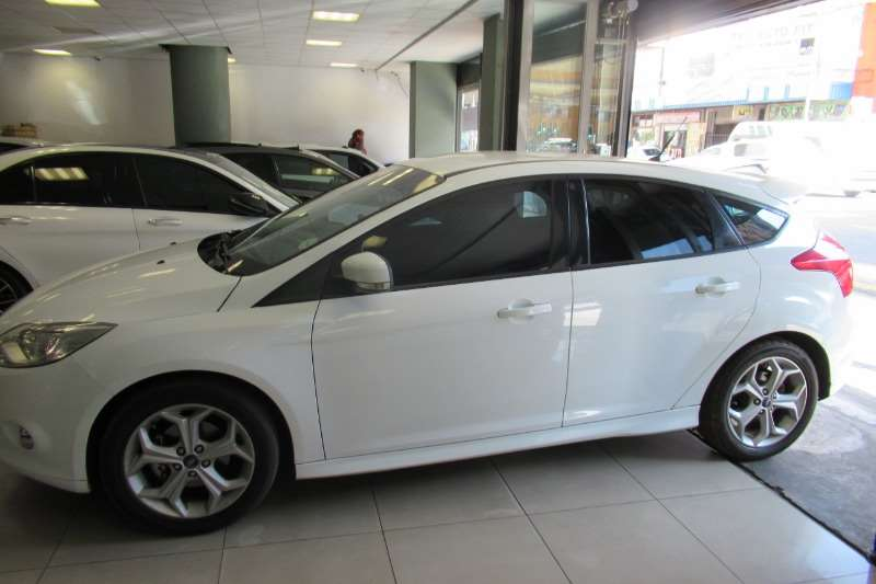 Ford ST Focus 1.6 2013