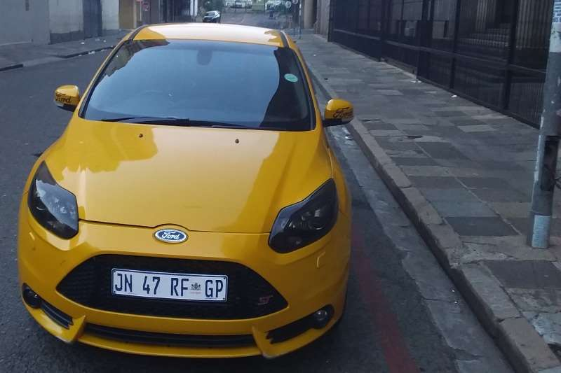 Ford ST Focus 2.0 2013