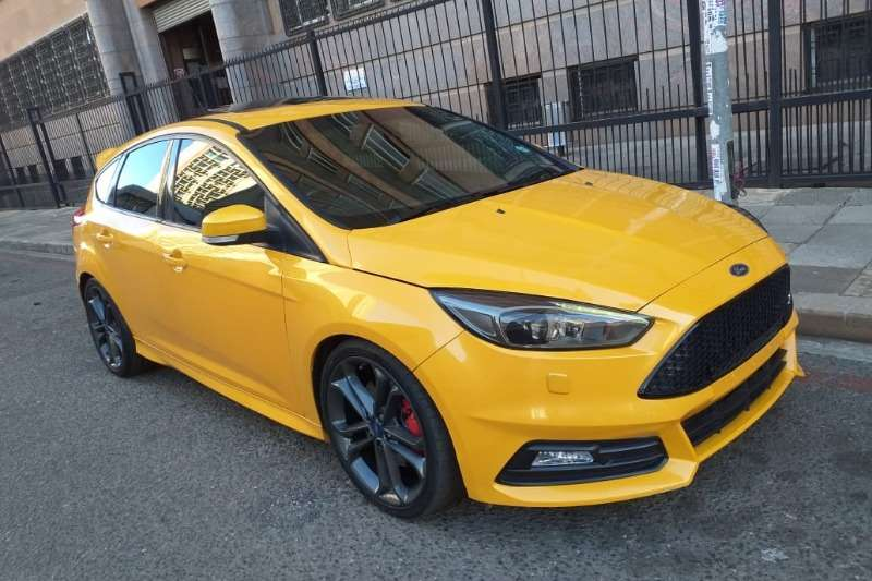 Used 2015 Ford ST Focus