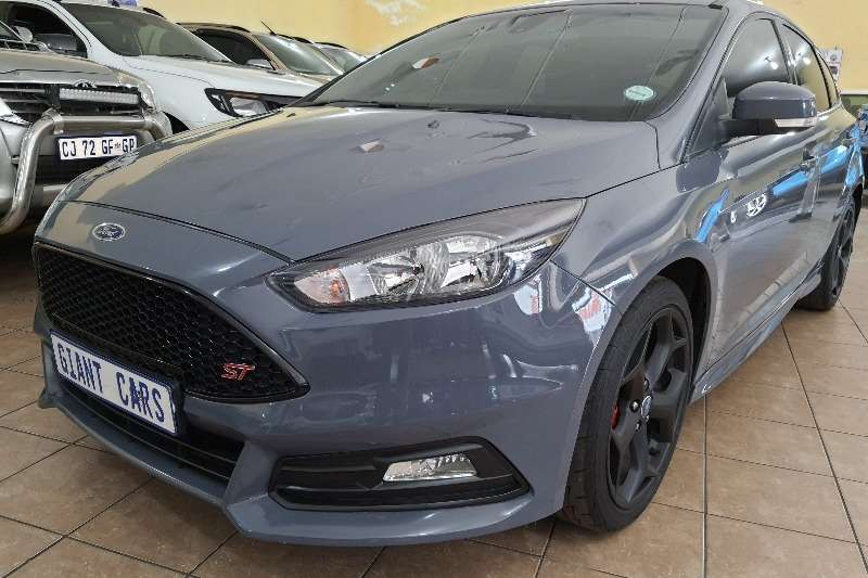 2016 Ford ST Focus