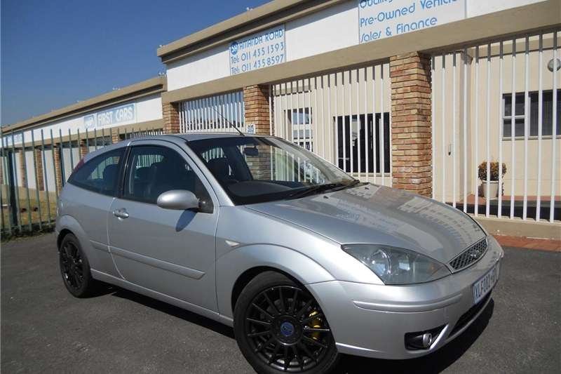 Ford ST Focus 2003