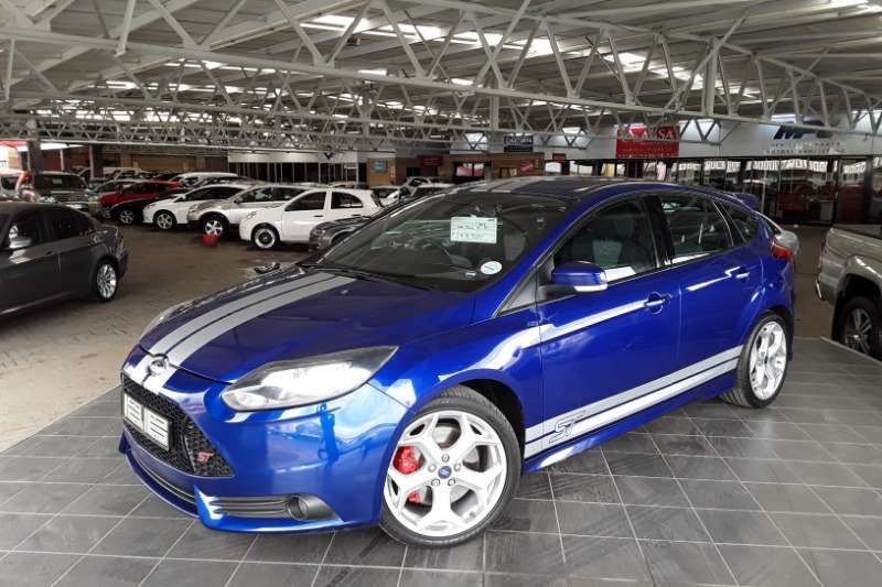 Ford ST Focus 2013
