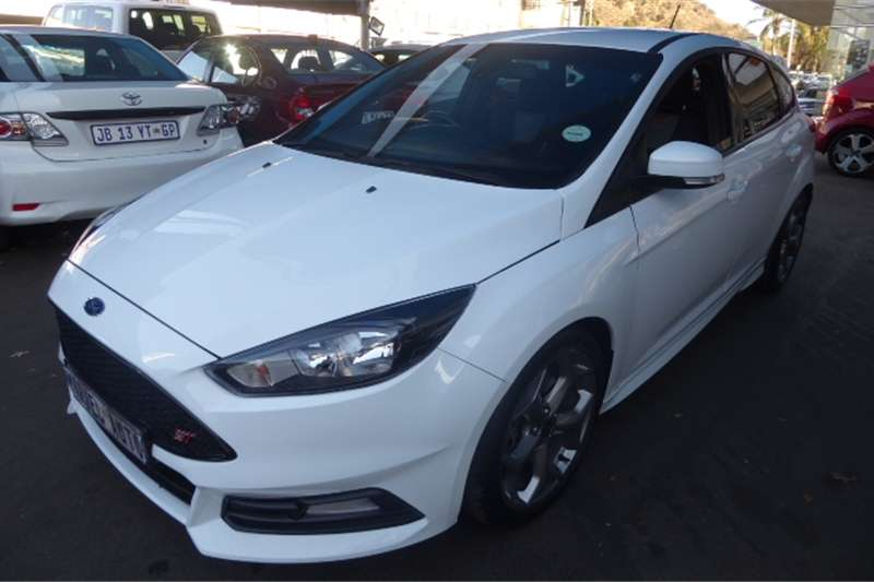 Ford ST Focus 2018