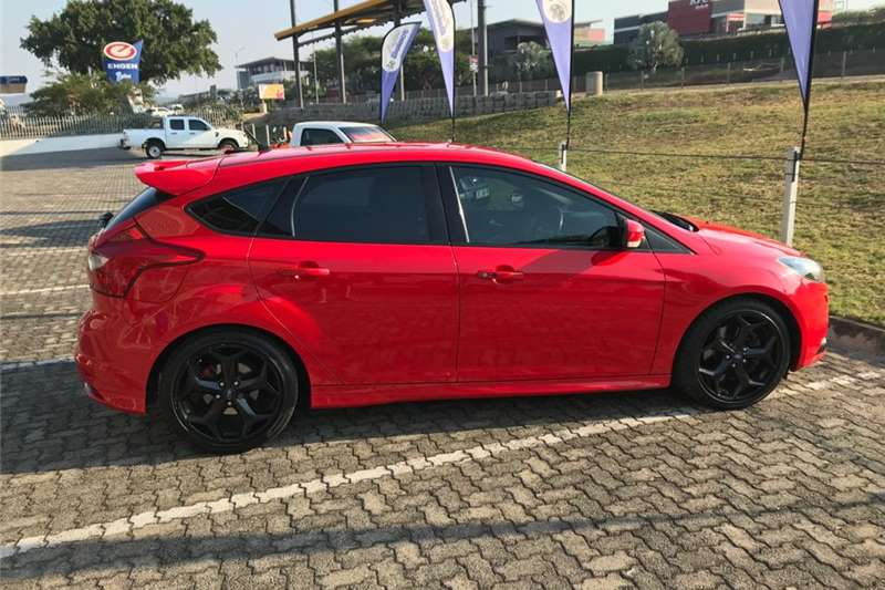 Ford ST Focus Ford Focus ST 3 2013