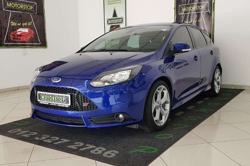 2015 Ford ST Focus
