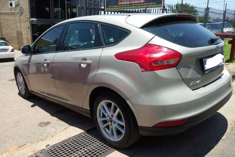 2017 Ford ST Focus