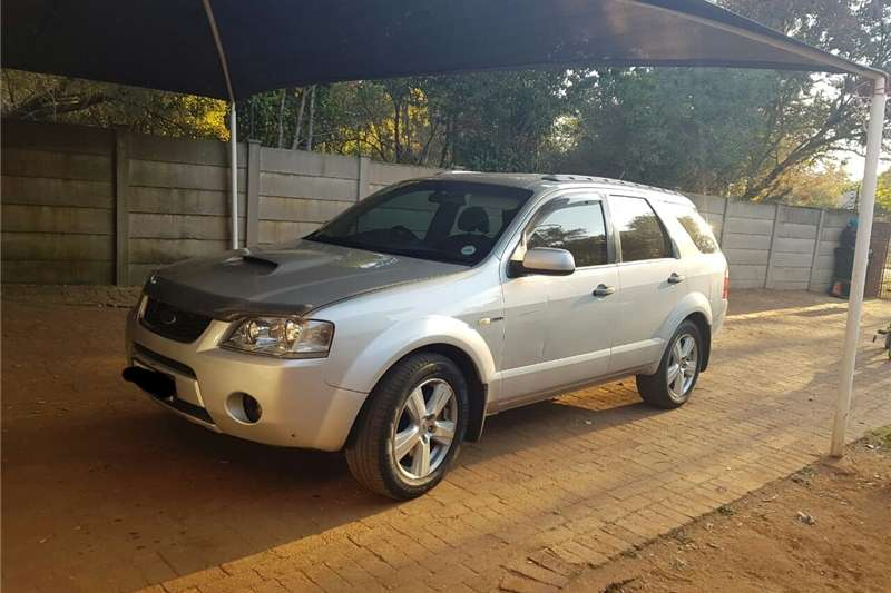 Ford ST Territory 2008