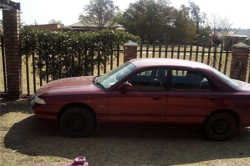 Ford Telstar 2001