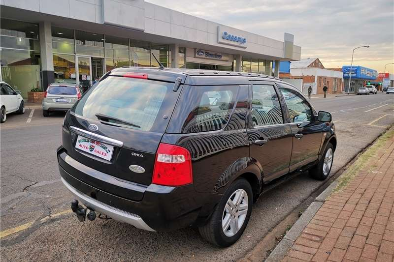 Used 2005 Ford Territory
