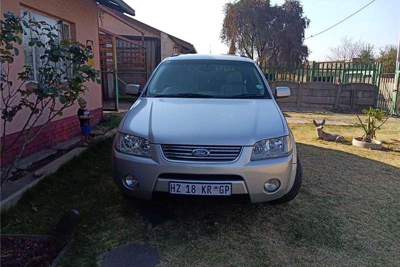 Ford Territory 4.0 Ghia 2006