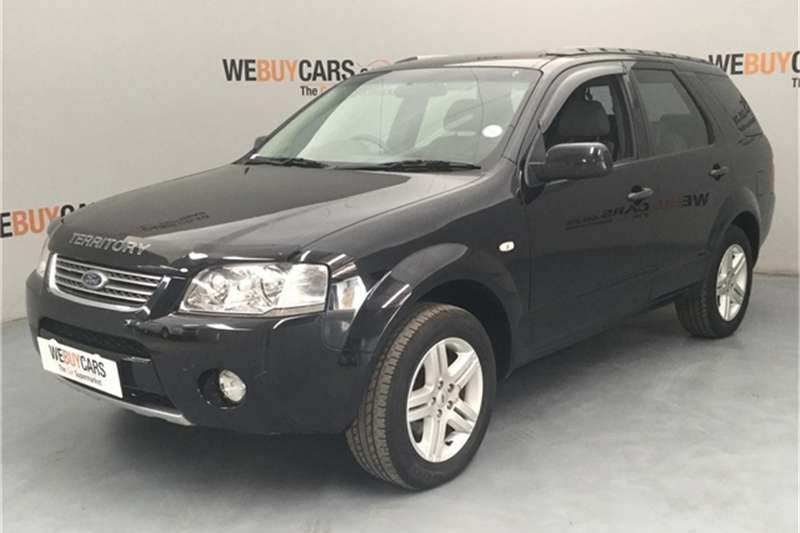 Ford Territory Cars for sale in South Africa | Auto Mart