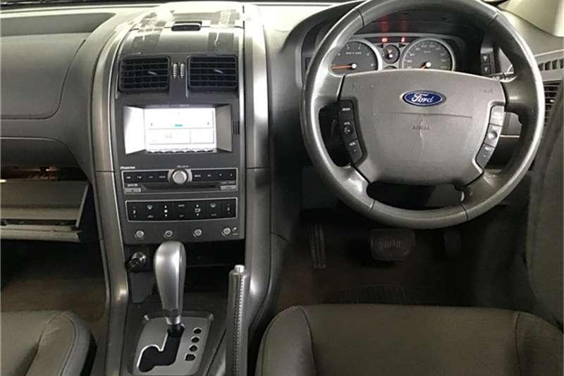 Ford Territory 4.0 Ghia 2007