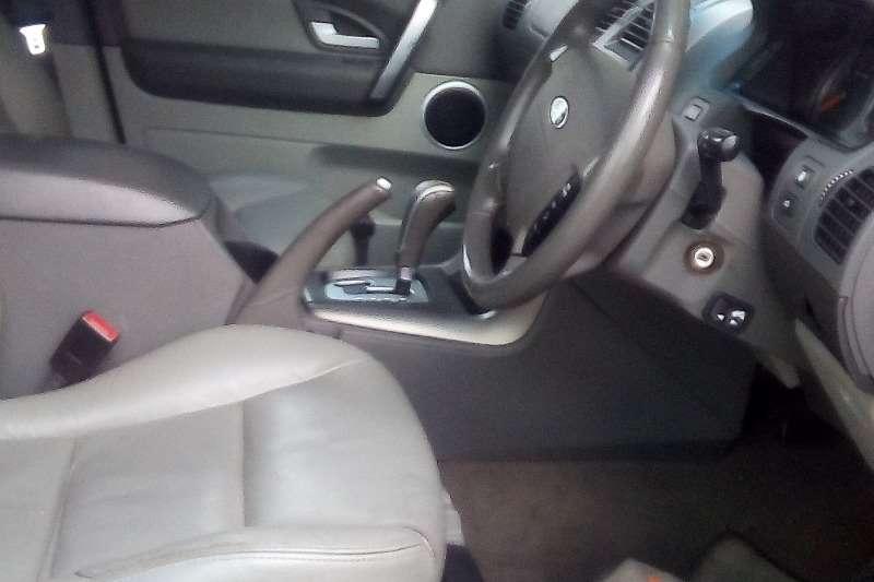 Ford Territory 4.0 Ghia Automatic 2006
