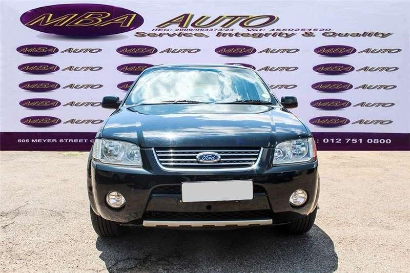 Ford Territory 4.0 Ghia AWD 2006